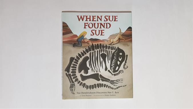 When Sue Found Sue by Toni Buzzeo & Diana Sudyka