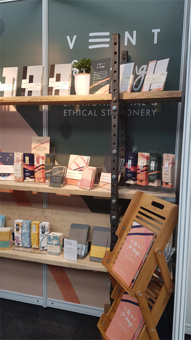 Stationery Show London 2019 - Vent
