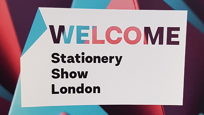Stationery Show London 2019