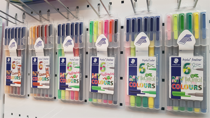 Stationery Show London - Staedtler