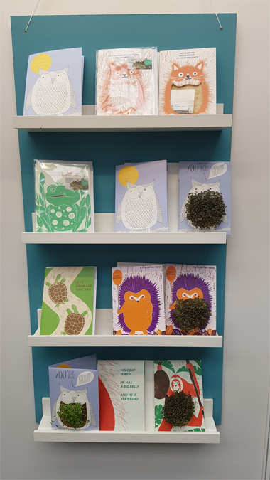 Stationery Show London - Growing Greeting