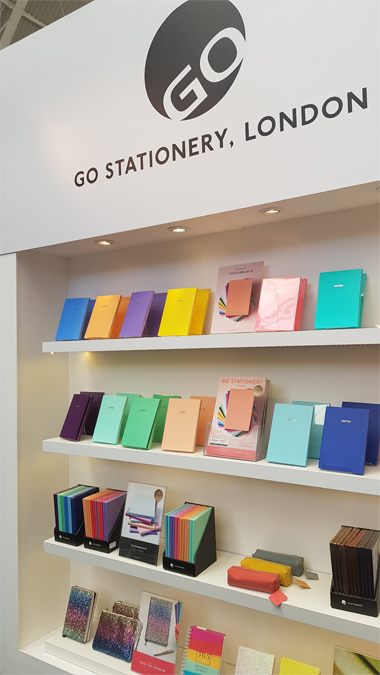 Stationery Show London 2019 - Go Stationery