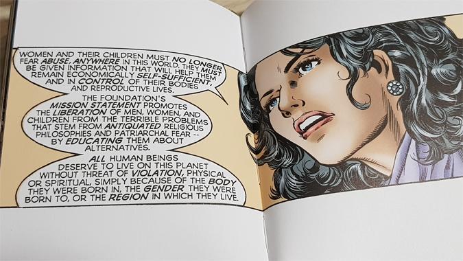 The Wisdom of Wonder Woman
