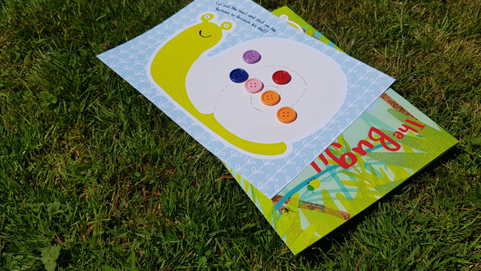 Crafty Little Learners - pre-school subscription box review