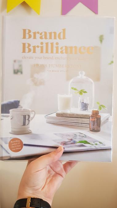 Brand Brilliance - book