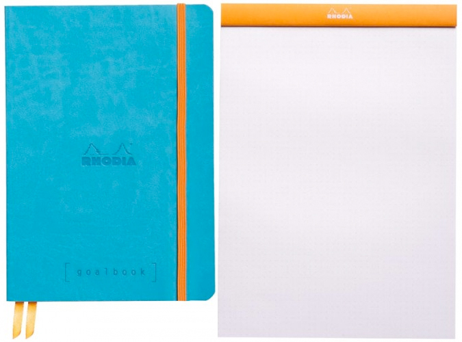 Rhodia products from Craft Stash