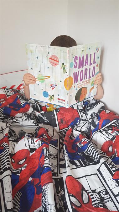 Small World by Ishta Mercurio and Jen Corace