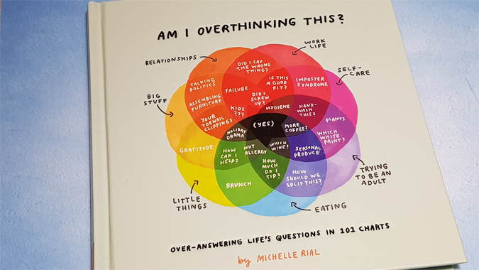 Am I Overthinking This? by Michelle Rial - book review