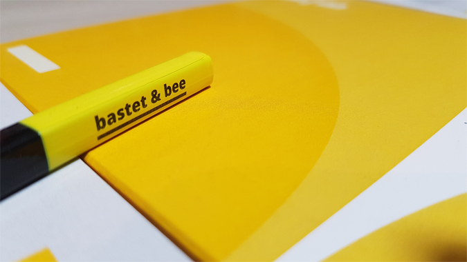 Bastet & Bee stationery review