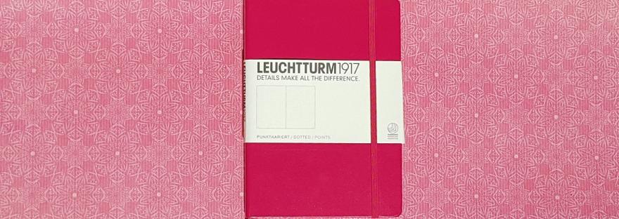 Leuchtturm1917 bullet journal review