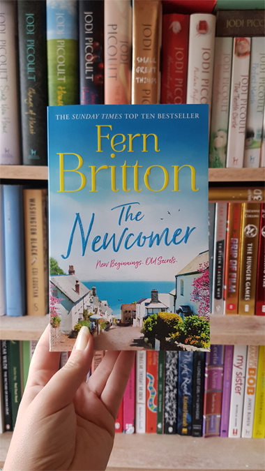 The Newcomer by Fern Britton - review