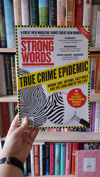 Strong Words magazine - review
