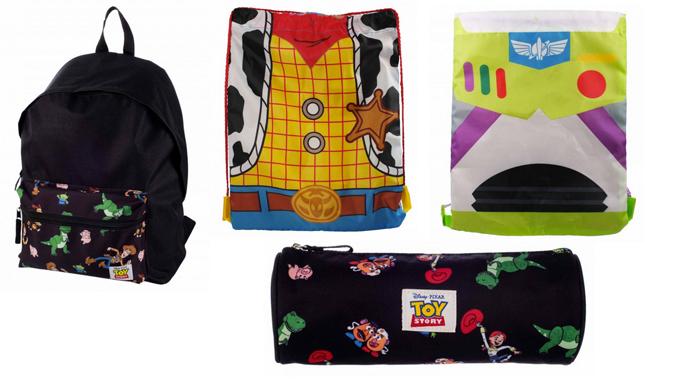 Back to school stationery -Toy Story from Ryman