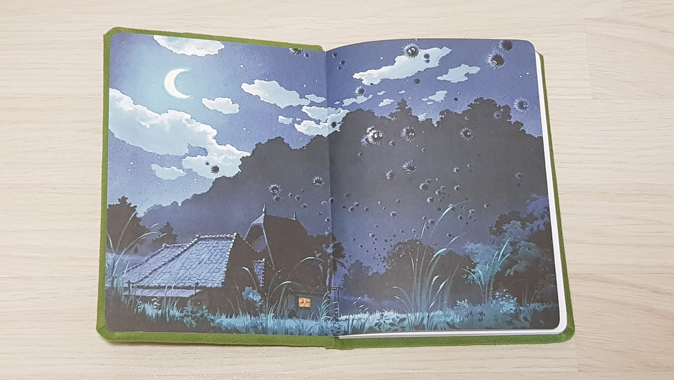 My Neighbour Totoro journal from Abrams + Chronicle - review