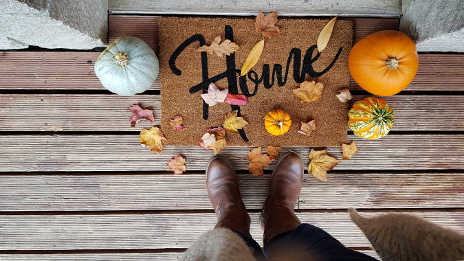 Autumn Hashtag Challenge