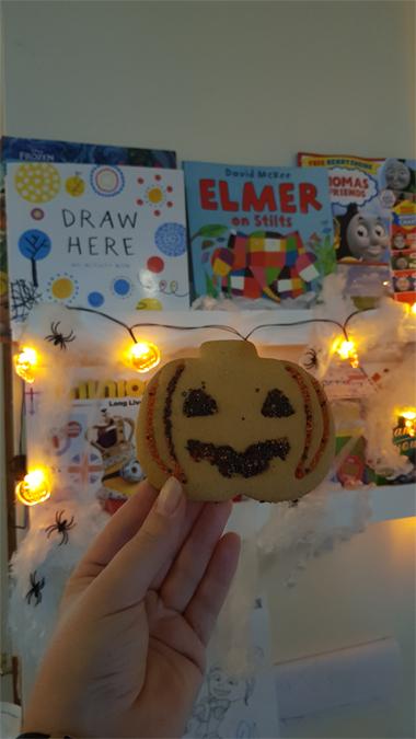 Mini Halloween party
