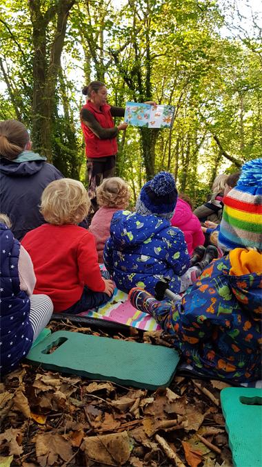 Zog woodland event