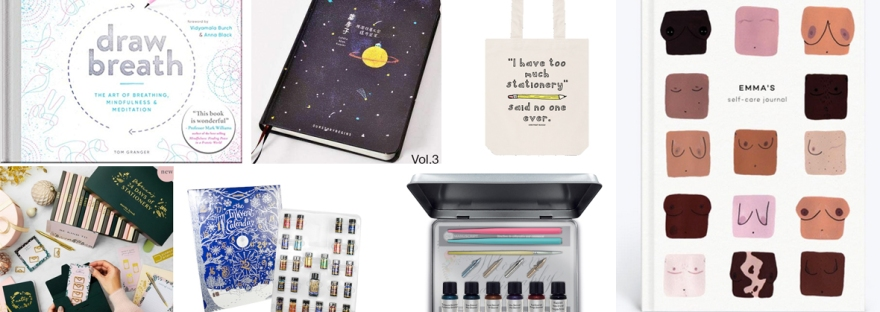 Stationery wish list