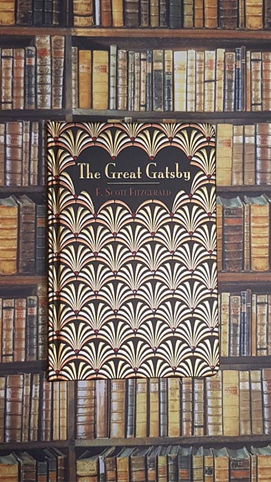 The Beautiful Book Co The Great Gatsby giveaway