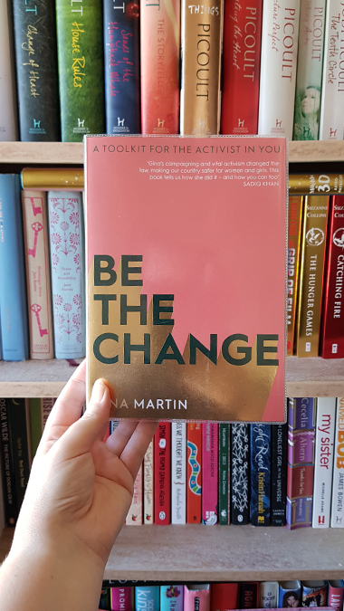 Be the Change by Gina Martin - review