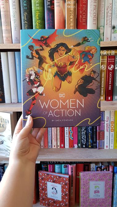 DC: Women of Action by Shea Fontana - review