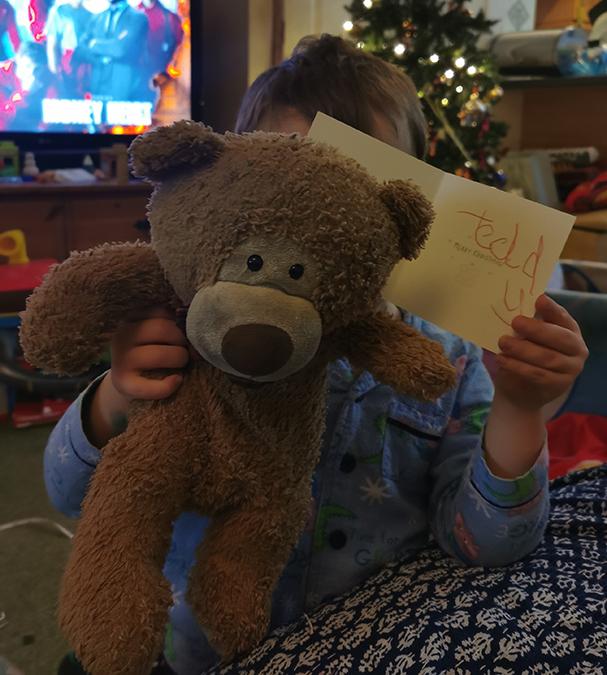 Jenson Christmas cards 2019