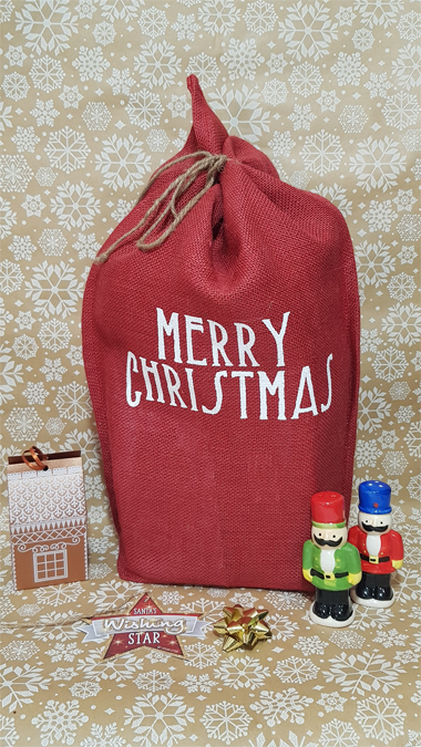 Love From Santa Christmas hamper from Virginia Hayward - review and giveaway