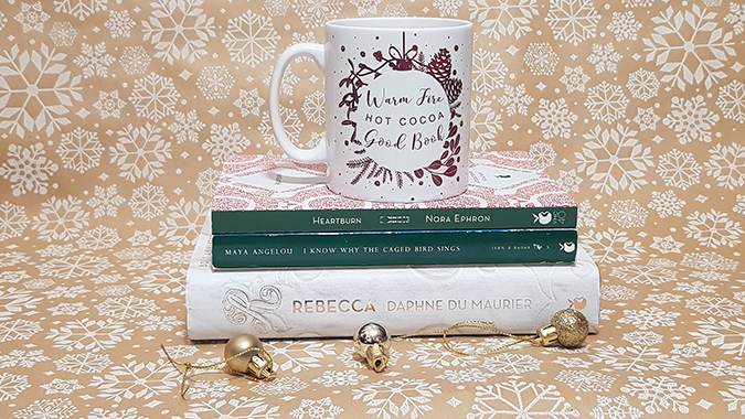 Book bundle from Virago - review and giveaway