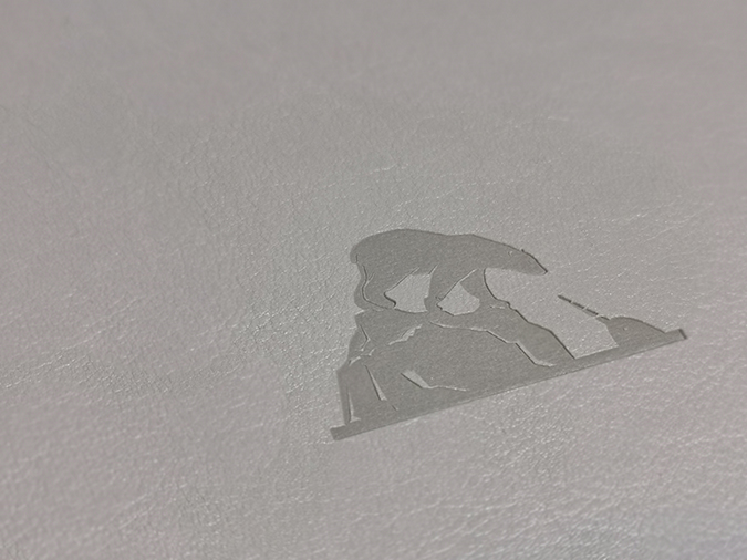 Dingbats Arctic Earth Journal - bullet journal review
